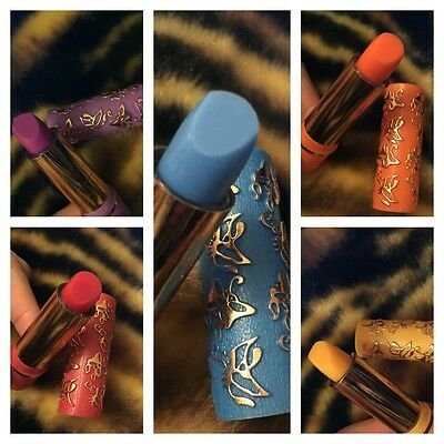 HARE Magic Moroccan Lipstick - Various Colours - APPLIES PINK!