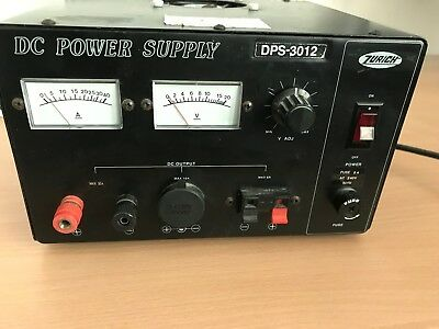 HAM Radio Regulated DC Power Supply 35A 12V - PSU