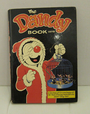 The Dandy Book 1978 Vintage Comic Annual