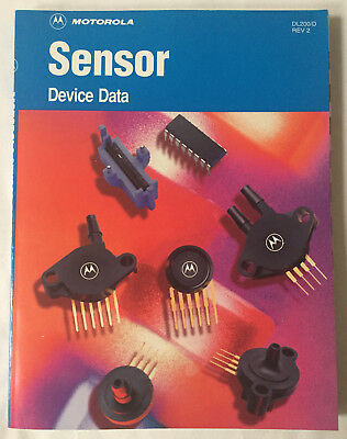 Motorola Sensor Device Data Book