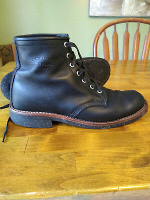 Original Chippewa Collection Men's 6-Inch Service Utility Boot 9.5D