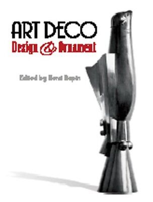 Art Deco Design and Ornament by Dover Publications Inc. (Paperback, 2007)