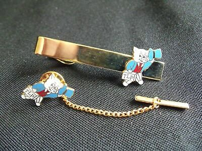 Piggly Wiggly  Grocery Store , Men's Tie Clasp & Pin Back