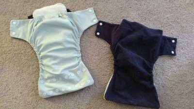 11 Pea Pods Modern Cloth Nappies