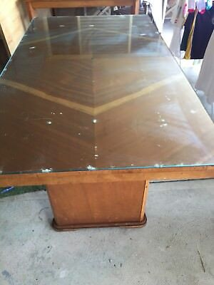 1950s Art Deco Table And Chairs