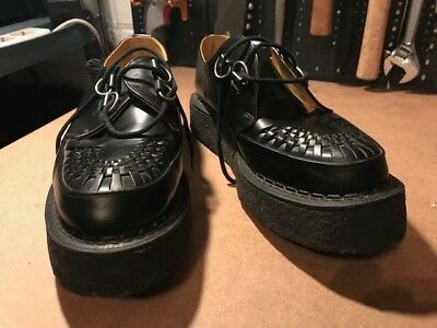 George Cox Shoes Authentic Teddy Boys Creepers