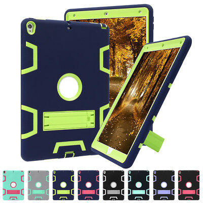 Heavy Duty Shockproof Protective Case Cover Lot for iPad 4 3 2 Mini Air 2 9.7in