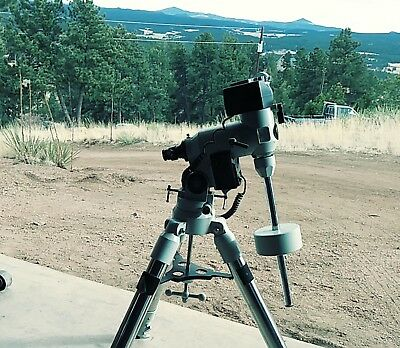 Meade Lxd75 Mount And Tripod With Handbox