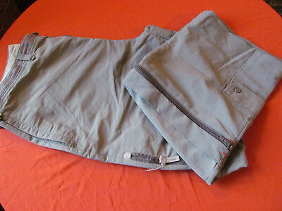 Peter Storm zip off leg trouser/ cargo. Hiking/workwear/casual 14