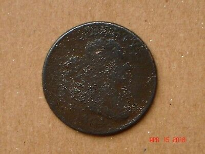 1804 1/2C BN Draped Bust Half Cent *Grand Pa's Collection* Bargain