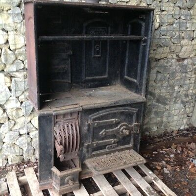 Cast Iron Kitchen Range for restoration