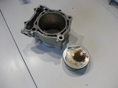 Cylinder Works Cylinder and Vertex Piston 20001 5TA01 03-05 Yamaha YZ450F WR450F