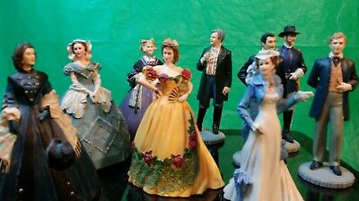 Gone With the Wind Franklin Mint Miniatures
