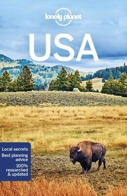 NEW USA By Lonely Planet Travel Guide Paperback Free Shipping