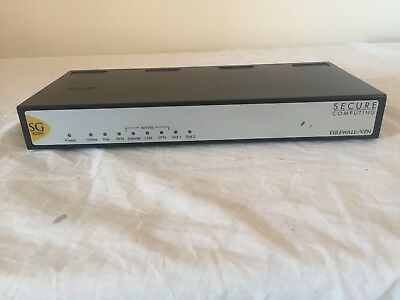 Secure Computing SG8100 Firewall/VPN FREE SHIPPING!!