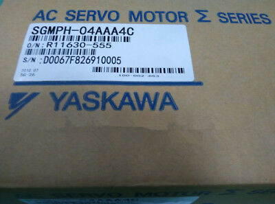 1PC NEW YASKAWA  Servo Motor SGMPH-04AAA4C
