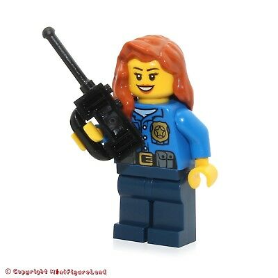 100/% Lego City Minifigure Man Woman Boy Girl Child Male Female Police Fireman