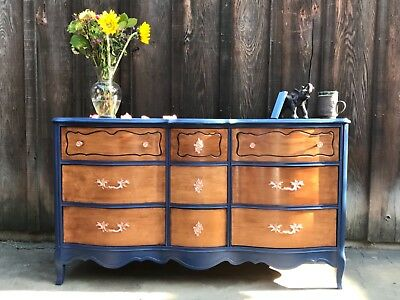 Bassett Furniture Dresser Vintage