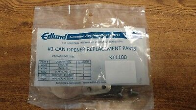 Set of 2 Replacement Parts Knife/Blade Gear Kit Edlund #1 Commercial Can Opener
