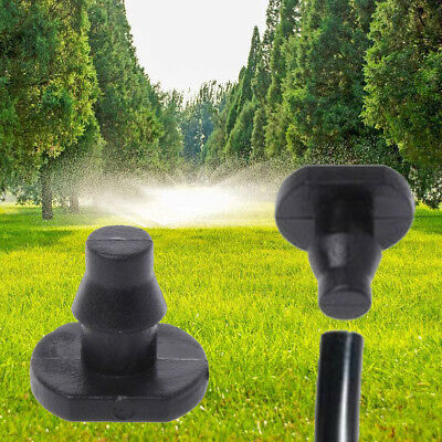 New 4mm PE Pipe Hose Plug End Stopper Tool Garden Lawn Watering Micro Irrigation
