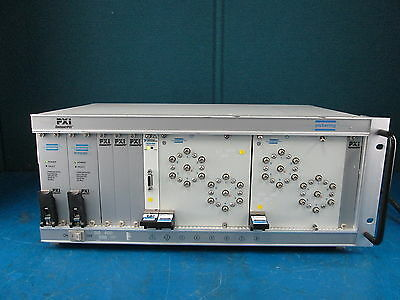 Pxi Compactpci Pickering Interfaces 40-908-001Rev.1 40-908-201 Pxi 8Slot Chassis