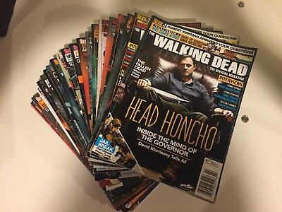 The Walking Dead: The Official Magazine Collection - #2 to #22