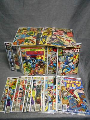 Lot of 80+ Mixed Vintage Old  DC Marvel Others Comic Book  #04