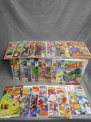 Lot of 80+ Mixed Vintage Old  DC Marvel Others Comic Book  #07
