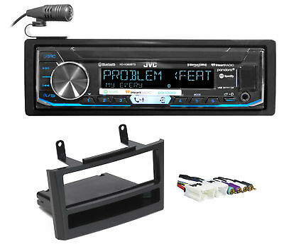 JVC Digital Media Bluetooth Receiver USB/iPhone/SiriusXM For 00-03 Nissan Maxima
