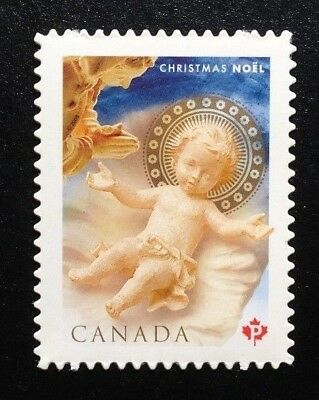 Canada #2292i Die Cut MNH, Christmas - The Nativity Stamp 2008