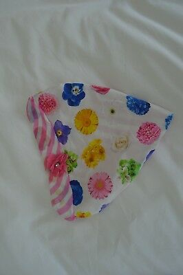 Monnalisa Baby Girls Head Scarf Bandanna Fits Age 6-18 Months £0.99