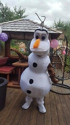 Olaf from Frozen Mascot / Costume Hire Milton Keynes childrenu0027s entertainer. & OLAF FROM FROZEN Mascot / Costume Hire Milton Keynes childrenu0027s ...