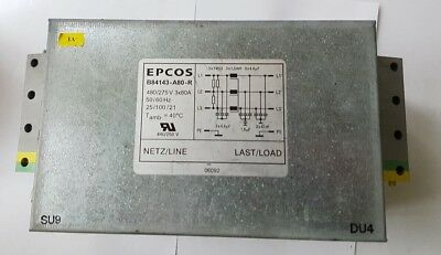 Epcos B84143-A80-R Power Line Filter (Rs5.4)