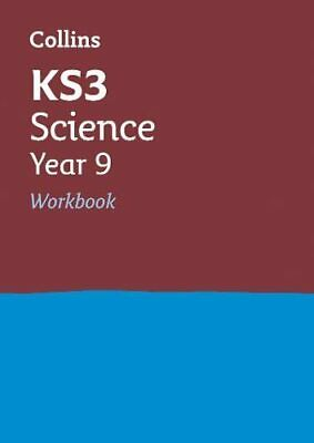 KS3 Science Year 9 Workbook (Collins KS3 Revision) by Collins KS3 Book The Cheap