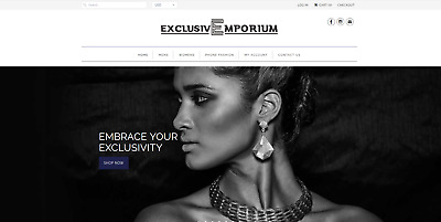 New Profitable Online Store | Watches, Fashion Accessories | Exclusive Emporium
