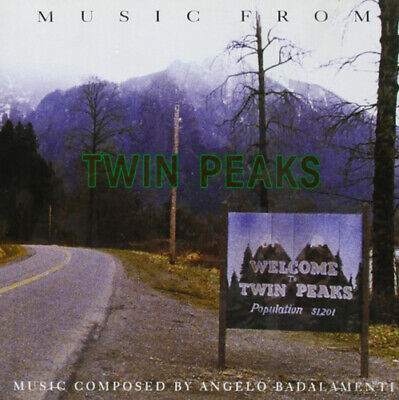 Music from Twin Peaks CD (1990)