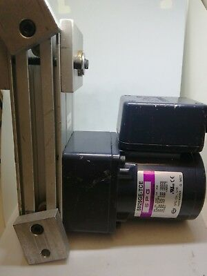 Spg S8125Ge-Tce Induction Motor
