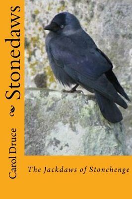 Stonedaws: The Jackdaws of Stonehenge by Druce, Mrs Carol Book The Cheap Fast