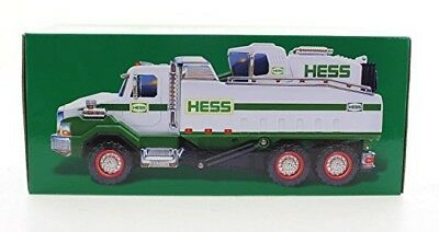 2017 hess dump truck and loader Brand New In Box Unopened