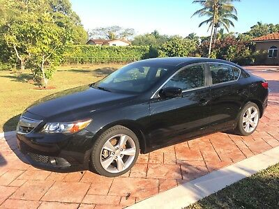 2014 Acura ILX 2.0L technology package motor vehicle