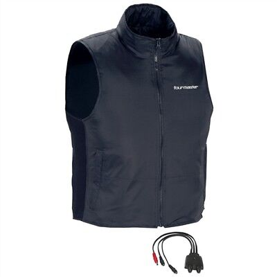 Tour Master Synergy 2.0 Electric Heated Insulation Snow Vest Liner With Collar