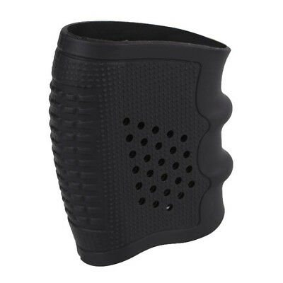 Slip On Rubber Sports Grip Glove Sleeve Grips Cover for S&W M&P Supplies