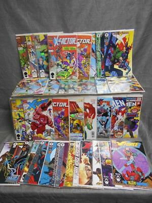 Lot of 150+ Mixed X Men Marvel and Others Comic Book Old Vintage to New #71