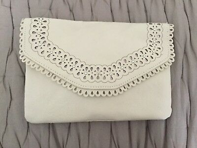 New Look Nude Clutch Bag Brand New Never Used