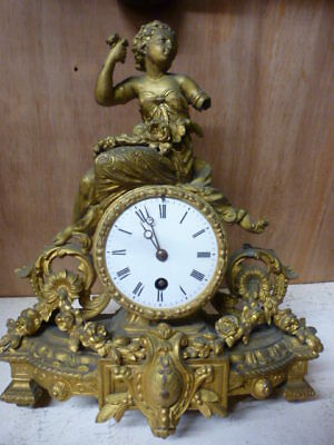French mantle clock spares / repair