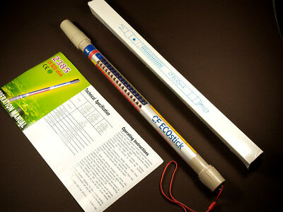 Nutrient Meter Test Nutra Wand Truncheon Hydroponic Ec/ppm/cf Hydroponics Tester