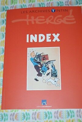 Archives Tintin Moulinsart Index Hergé, no Aroutcheff, no leblon, no Fariboles