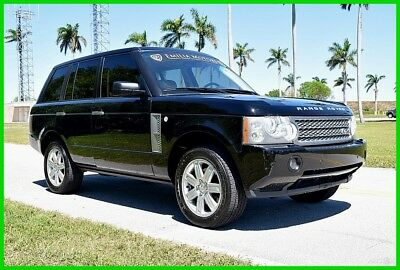 Land Rover Range Rover HSE 2006 HSE Used 4.4L V8 32V Automatic 4WD SUV Premium