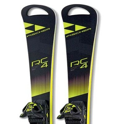 Fischer 2018 RC4 Worldcup SC Skis w/RC4 Z12 Bindings NEW !! 155,160cm