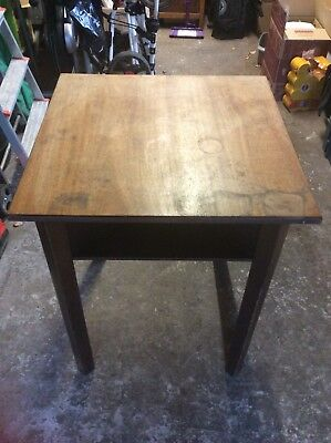 Antique Gaming Table.